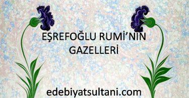 Eşrefoğlu Rumi'nin Gazelleri
