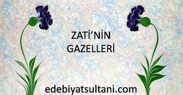 Zati'nin Gazelleri