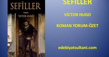 SEFİLLER-VİCTOR HUGO