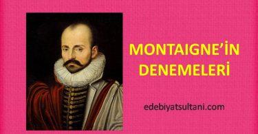 Montaigne'in Denemeleri