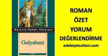 gulyabani ozet