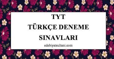 tyt-turkce-deneme-sınavlari