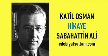 katil osman hikayesi